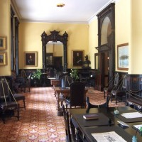 The Henry Plant Hotel Writing and Reading Room